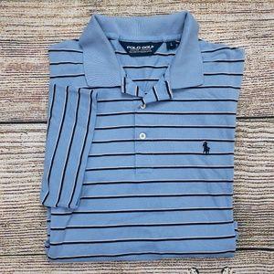 Polo Ralph Lauren Men's Pima Cotton Shirt Large